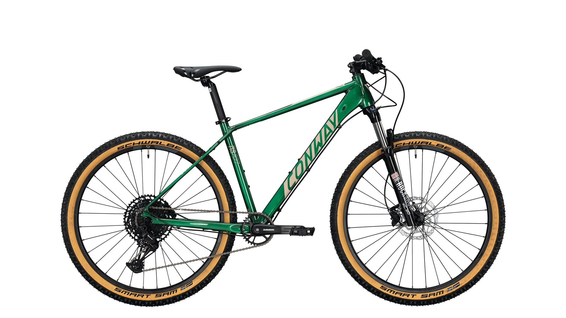2020 conway ms827 forest-tan sram eagle sx 12